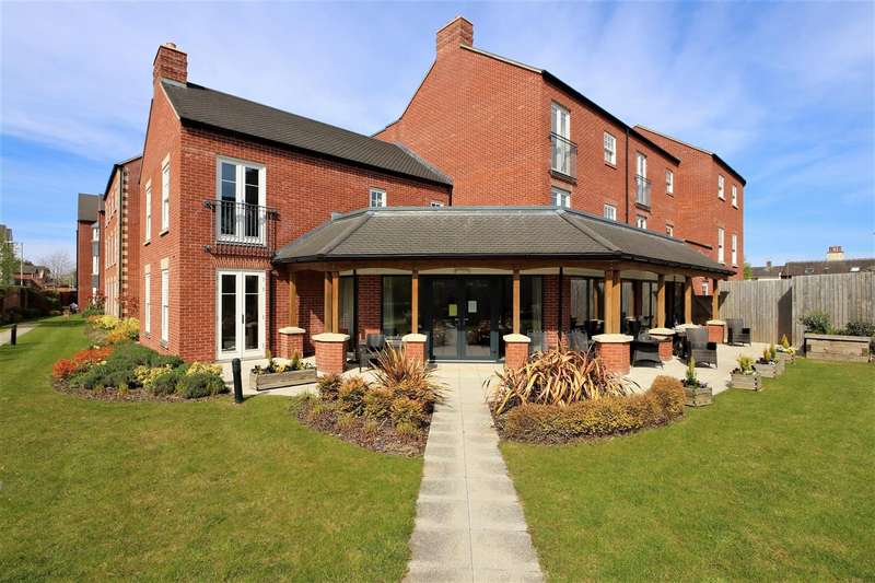 2 Bedrooms Apartment Flat for sale in Kilwardby Street, Ashby-De-La-Zouch, LE65 2FW