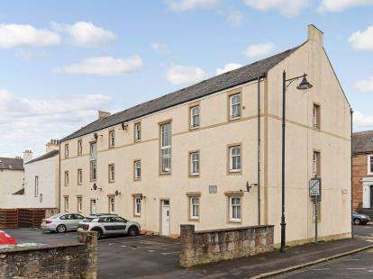 2 Bedrooms Flat for sale in Charlotte Street, Ayr