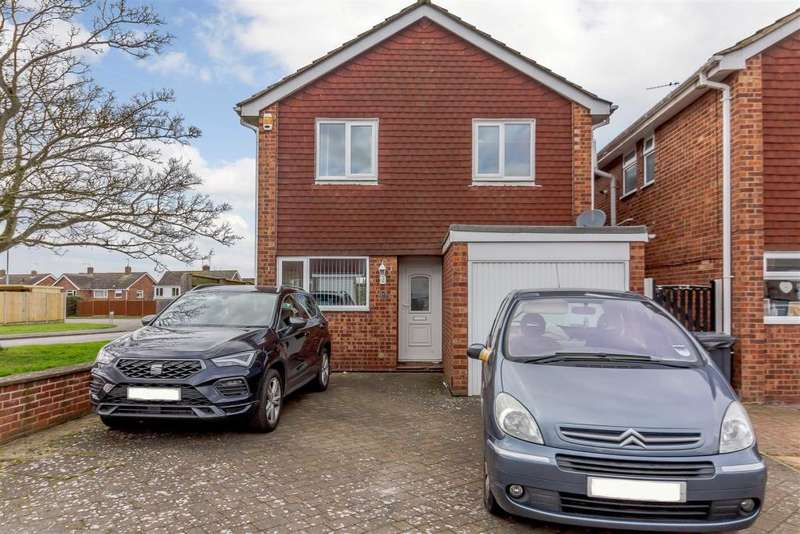 4 Bedrooms Detached House for sale in Broughton Gardens, Lincoln LN5