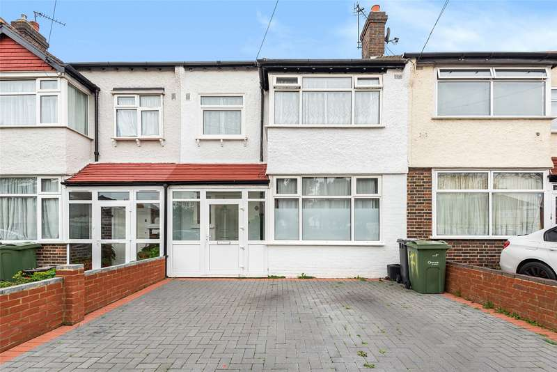 3 Bedrooms Terraced House for sale in Glenister Park Road, Streatham Vale, London, SW16