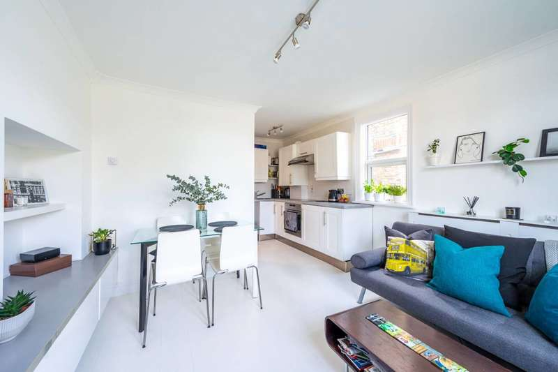 1 Bedroom Flat for sale in West Hill, West Hill, SW18