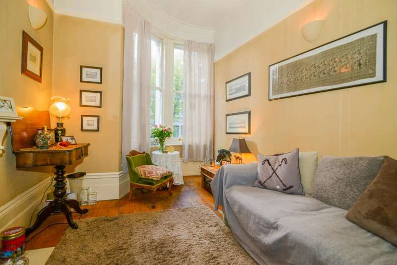 1 Bedroom Apartment Flat for sale in Altenburg Gardens, London, SW11