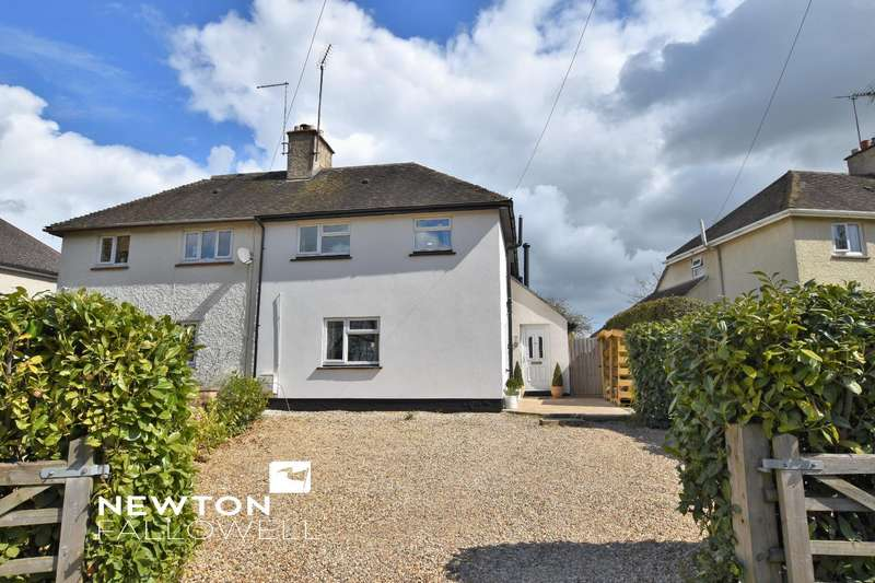 4 Bedrooms Semi Detached House for sale in Turnpike Road, Ryhall, Stamford