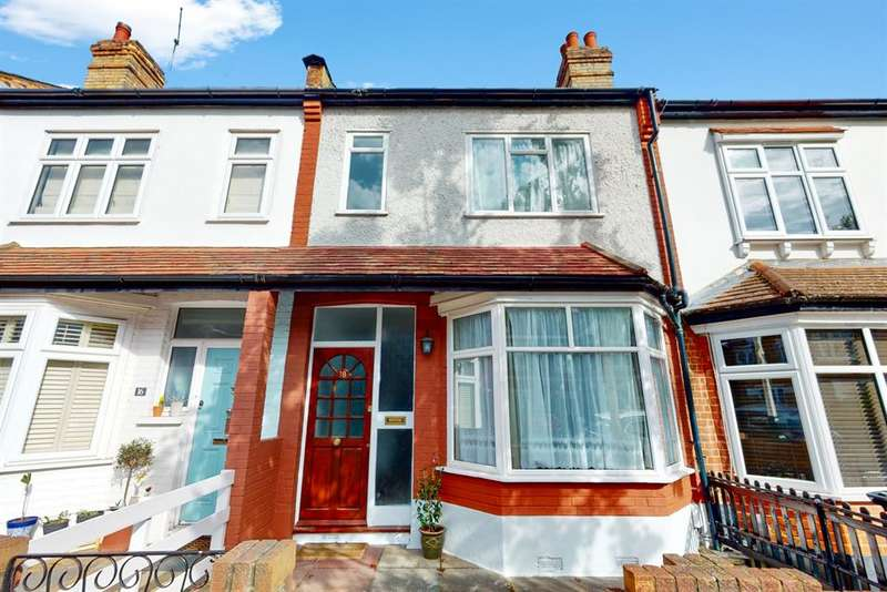 3 Bedrooms Terraced House for sale in Julien Road, Ealing, W5 4XA