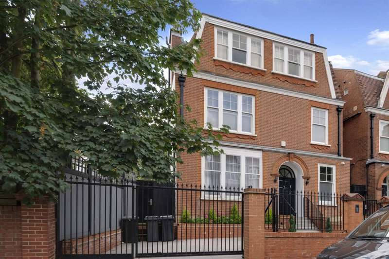 7 Bedrooms House for sale in Honeybourne Road, West Hampstead, London, NW6