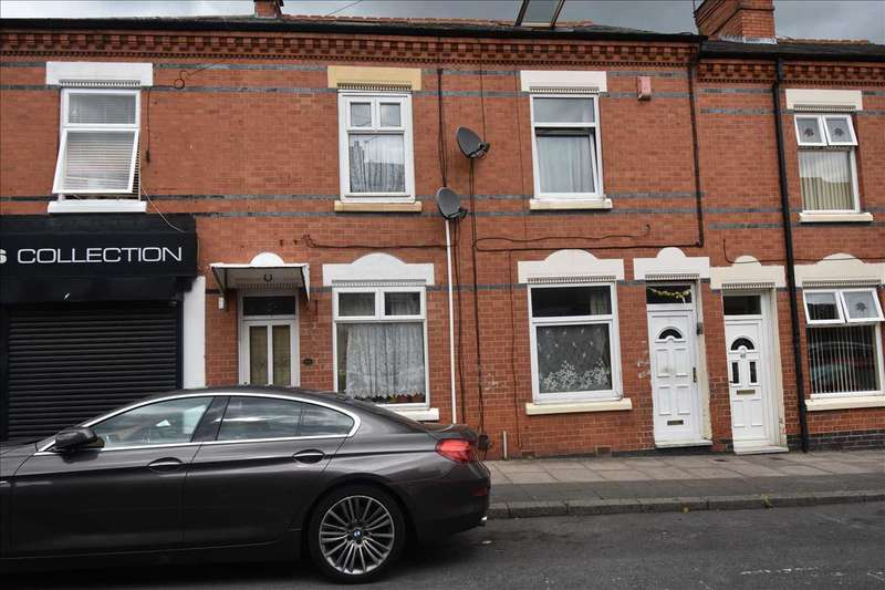 4 Bedrooms Semi Detached House for sale in Bonsall Street, LEICESTER
