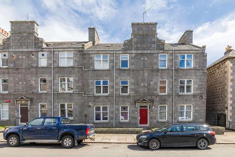 1 Bedroom Flat for sale in Roslin Street, Aberdeen, Aberdeenshire, AB24 5NX