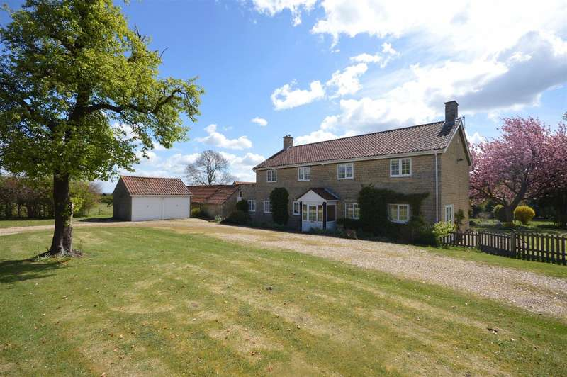 4 Bedrooms Detached House for rent in Beck Lane, Hackthorn, Lincoln