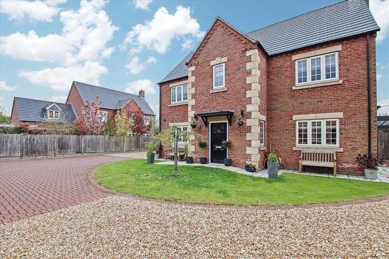 5 Bedrooms Detached House for sale in Lincoln Road, Bassingham, Bassingham
