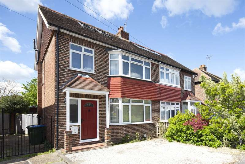 5 Bedrooms House for sale in Braycourt Avenue, Walton-on-Thames, Surrey, KT12