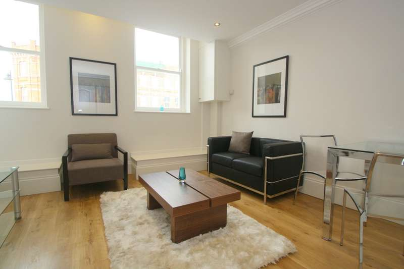 2 Bedrooms Apartment Flat for sale in Stoke Newington Road, Stoke Newington, N16