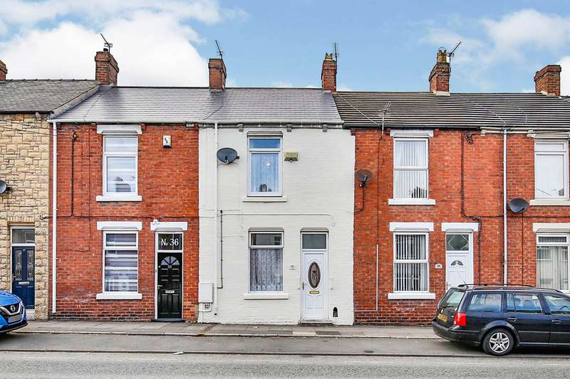 2 Bedrooms House for sale in Frederick Street North, Meadowfield, Durham, DH7