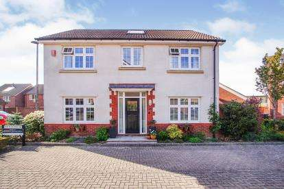4 Bedrooms Detached House for sale in Little Stony Leas, Cheswick Village, Bristol, .