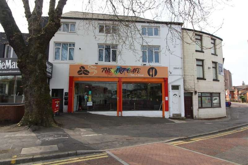 Mixed Use Commercial for sale in 2-3 Stanley Street, Preston, Lancashire