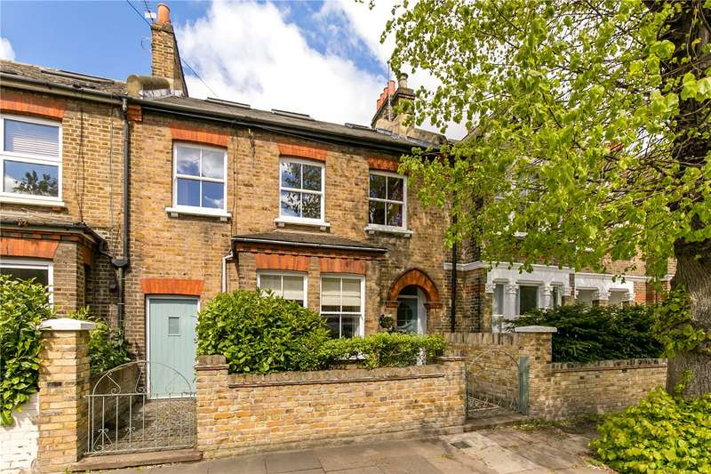4 Bedrooms Terraced House for sale in Fletcher Road, Chiswick, London, W4