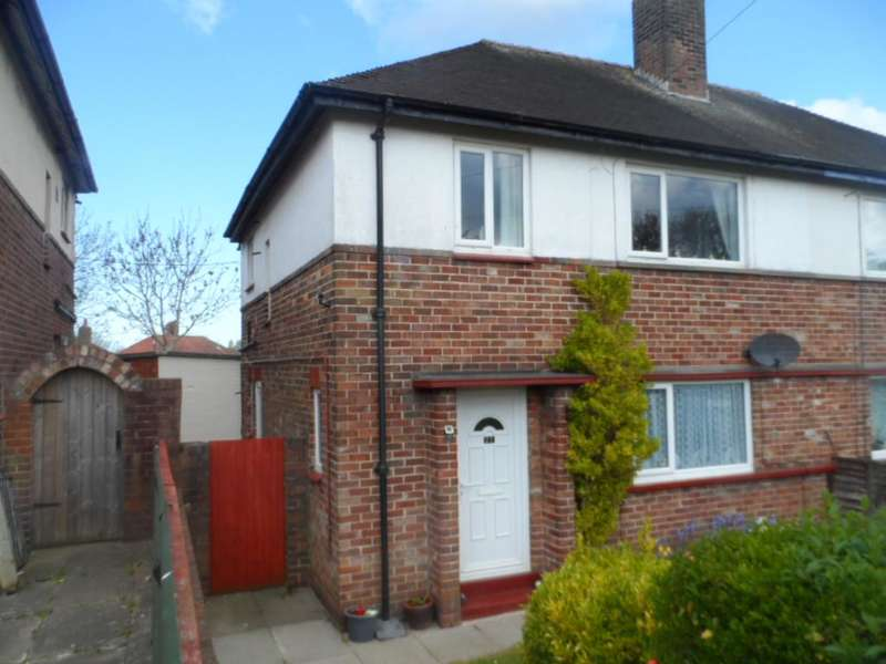 3 Bedrooms Semi Detached House for sale in Wensleydale Avenue, Blackpool, FY3 7RS