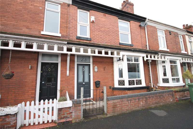 3 Bedrooms Terraced House for rent in Arley Avenue, West Didsbury, Manchester, M20