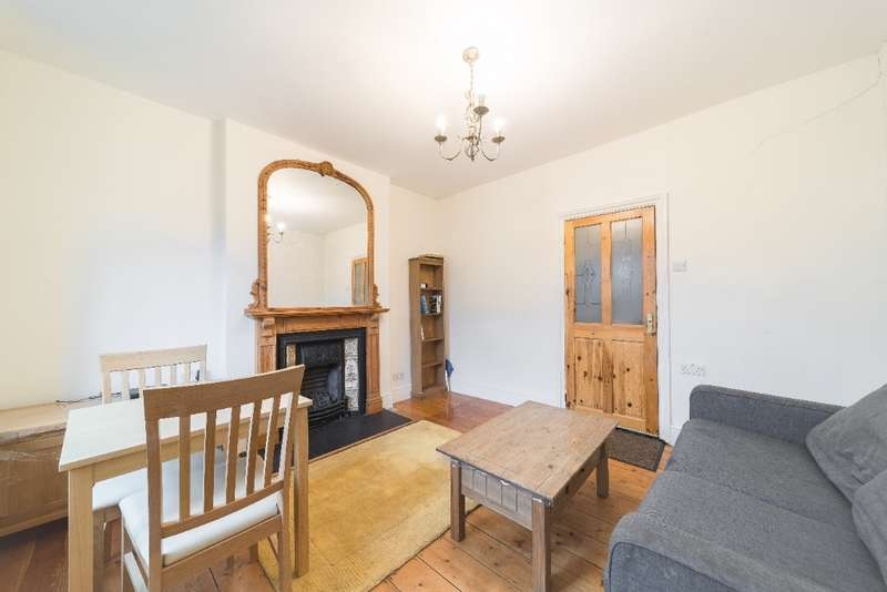 2 Bedrooms End Of Terrace House for sale in Top Terrace, Crookes, Sheffield, S10 1BS