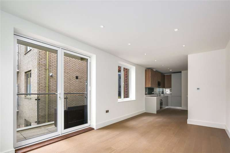 2 Bedrooms Flat for sale in Eric Street, Bow, London, E3