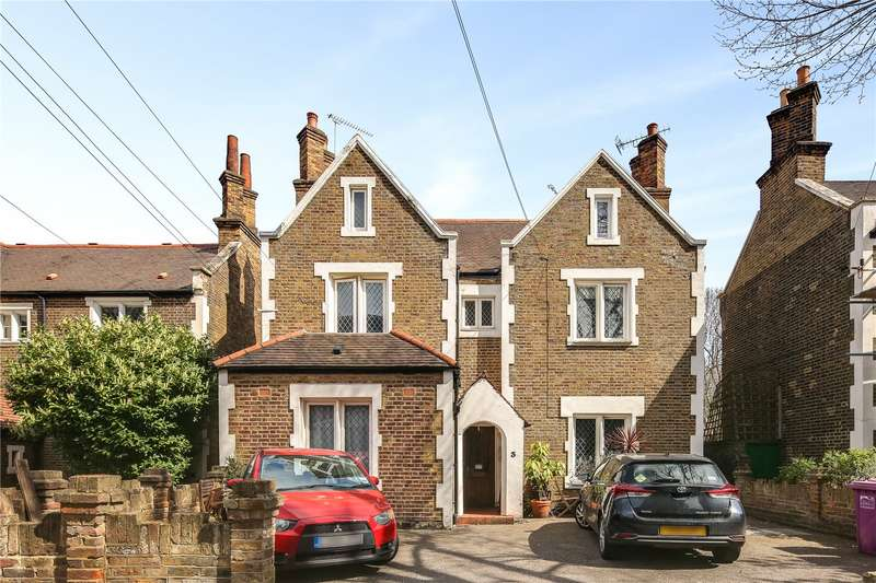 2 Bedrooms Flat for sale in Wellington Way, Bow, London, E3
