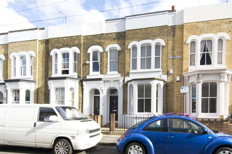 3 Bedrooms House for sale in Stanfield Road, Bow, London, E3