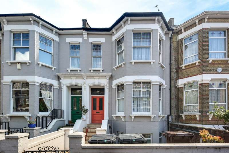 5 Bedrooms Terraced House for sale in Mildenhall Road, Hackney, London, E5
