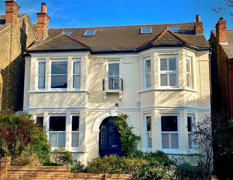 6 Bedrooms Detached House for sale in Thornlaw Road, West Norwood, London, SE27