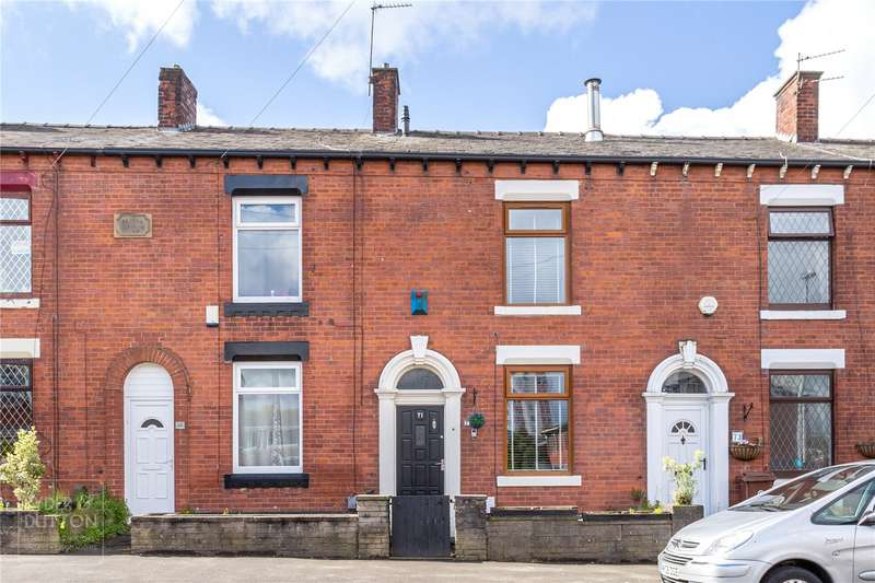 3 Bedrooms Terraced House for sale in Robinson Street, Chadderton, Oldham, OL9