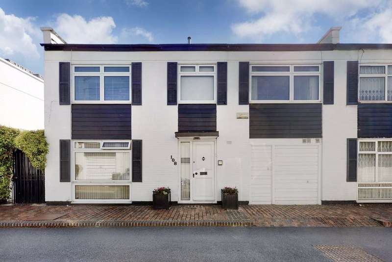 3 Bedrooms Semi Detached House for sale in Hawtrey Road, London, NW3