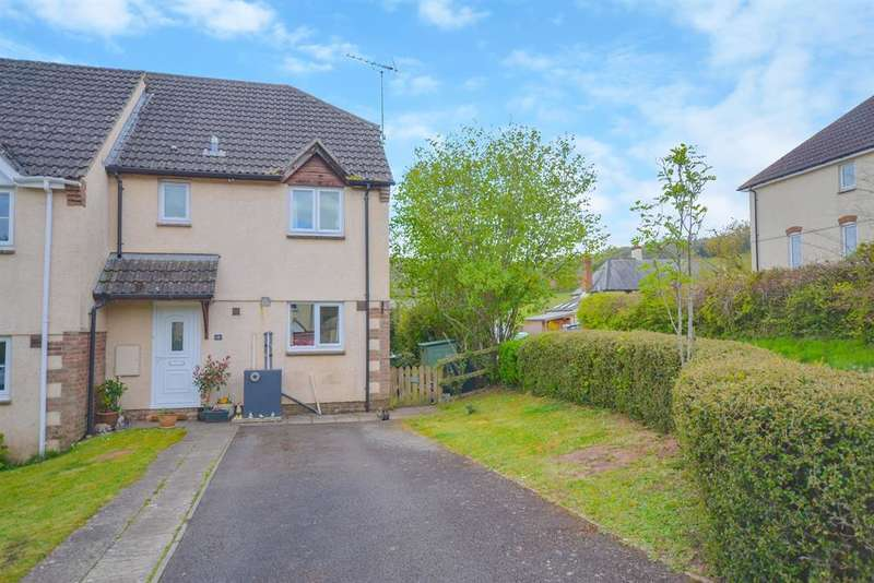3 Bedrooms End Of Terrace House for sale in Thornes Meadow, Dunchideock, Exeter, EX2 9TB