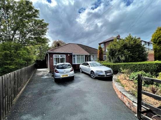 2 Bedrooms Semi Detached Bungalow for sale in Cromwell Road, Preston, Lancashire, PR2 6YE
