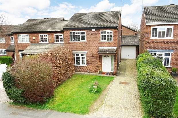 3 Bedrooms Detached House for sale in Gladstone Street, Kibworth Beauchamp, Leicestershire