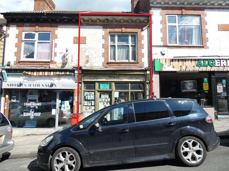 1 Bedroom Flat for sale in Eggington Street, Evington , Leicester