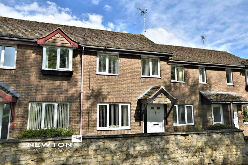 3 Bedrooms Terraced House for sale in Burghley Court, Stamford