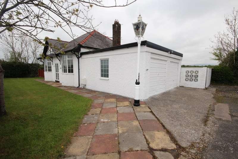 2 Bedrooms Detached Bungalow for sale in Garstang Road, Claughton-on-Brock, Preston, PR3