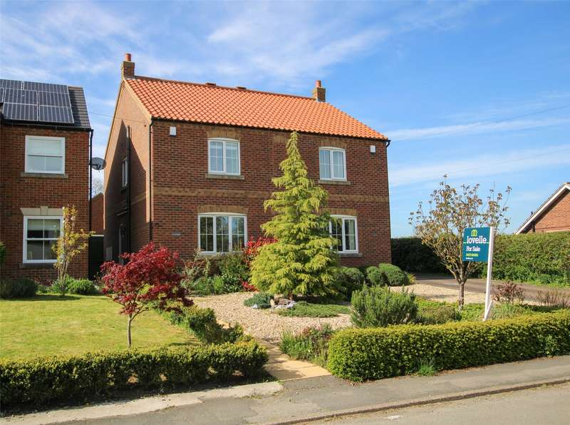 2 Bedrooms House for sale in North Street, Middle Rasen, Market Rasen, LN8