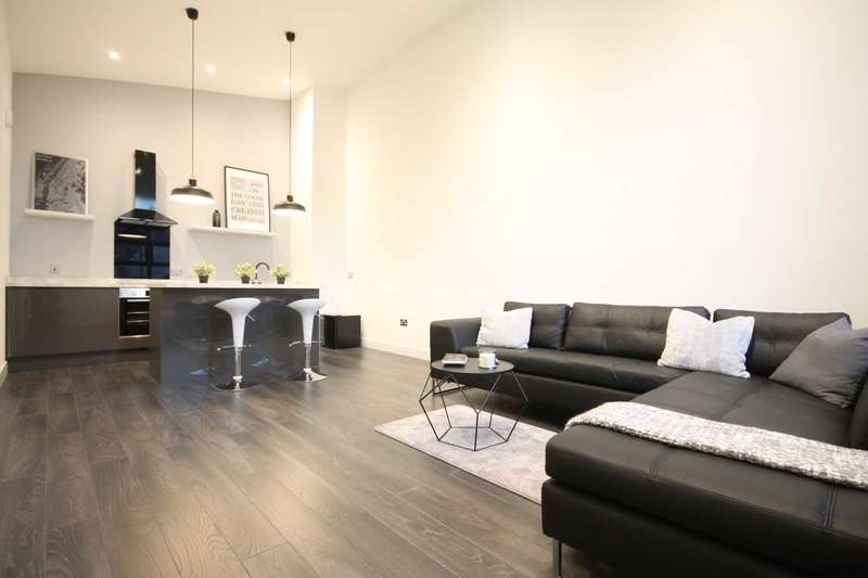 2 Bedrooms Apartment Flat for rent in Lincoln Gate, Red bank, Green Quarter