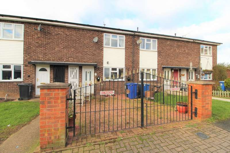 2 Bedrooms Property for sale in Riby Close, Gainsborough DN21