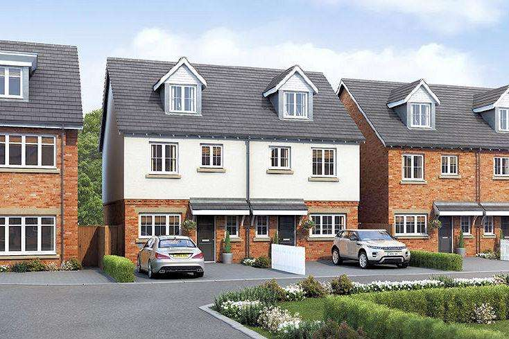 3 Bedrooms Semi Detached House for sale in Abbotts Way, Romford