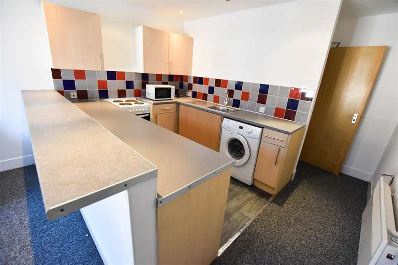 4 Bedrooms Apartment Flat for sale in Granby Street, Leicester LE1