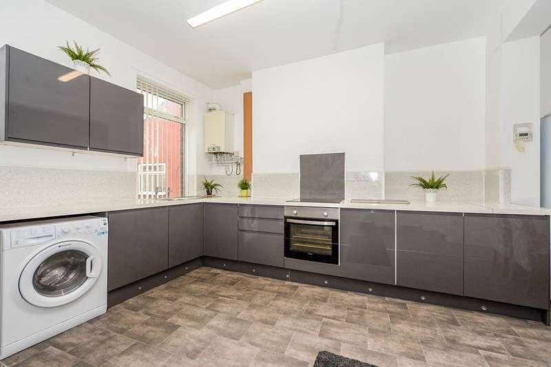 4 Bedrooms Apartment Flat for rent in A 133 Picton Road, Wavertree, Liverpool, L15