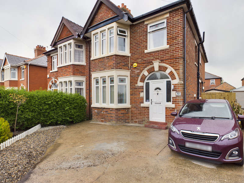 4 Bedrooms Semi Detached House for sale in St. Lukes Road, South Shore FY4