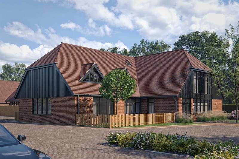 1 Bedroom Apartment Flat for sale in Bourne House, Beansheaf Grange, Old Grange Close, Calcot, Reading, RG31