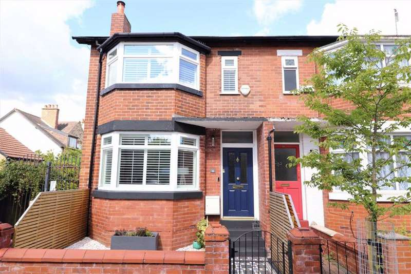 3 Bedrooms Semi Detached House for sale in Claude Road, Chorlton, Manchester, M21