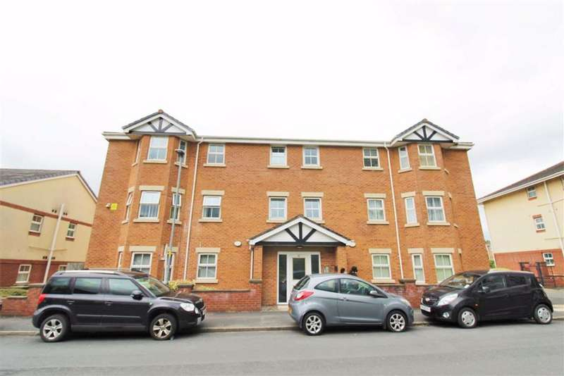 1 Bedroom Flat for sale in Manor Road, Levenshulme, Manchester