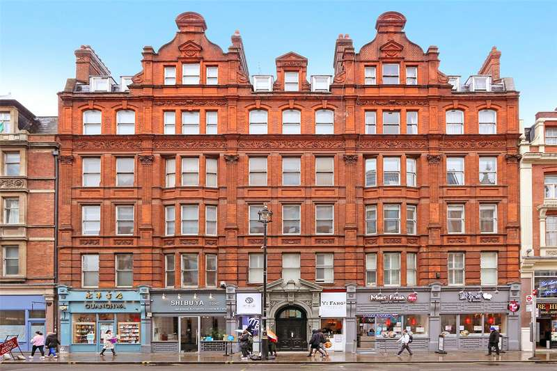 2 Bedrooms Flat for sale in Shaftesbury Avenue, London, W1D