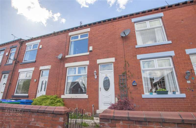 2 Bedrooms Terraced House for sale in West Street, Middleton, Manchester, M24