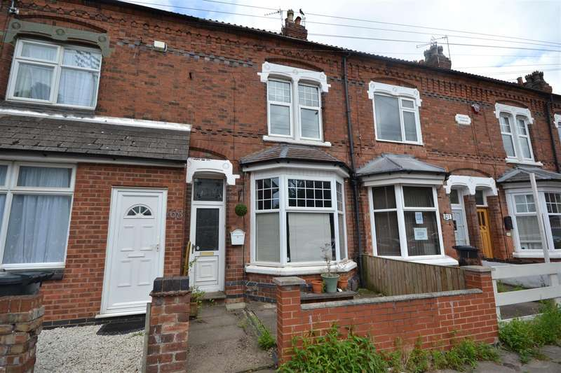 2 Bedrooms Terraced House for sale in Milligan Road, Aylestone, Leicester