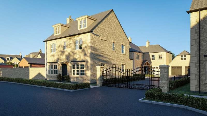 4 Bedrooms Detached House for sale in Top Lock Meadows, Stamford
