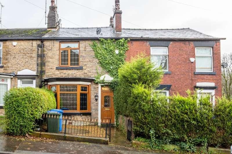 2 Bedrooms Terraced House for sale in 28A Rooley Moor Road, Spotland Bridge, Rochdale, Lancashire